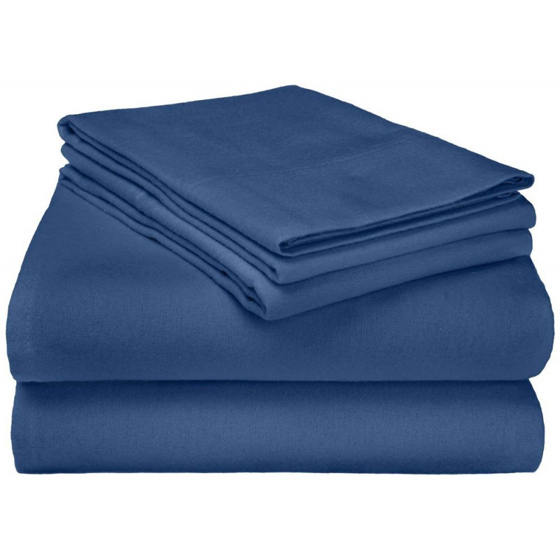 Flannel Cotton Sheet Set