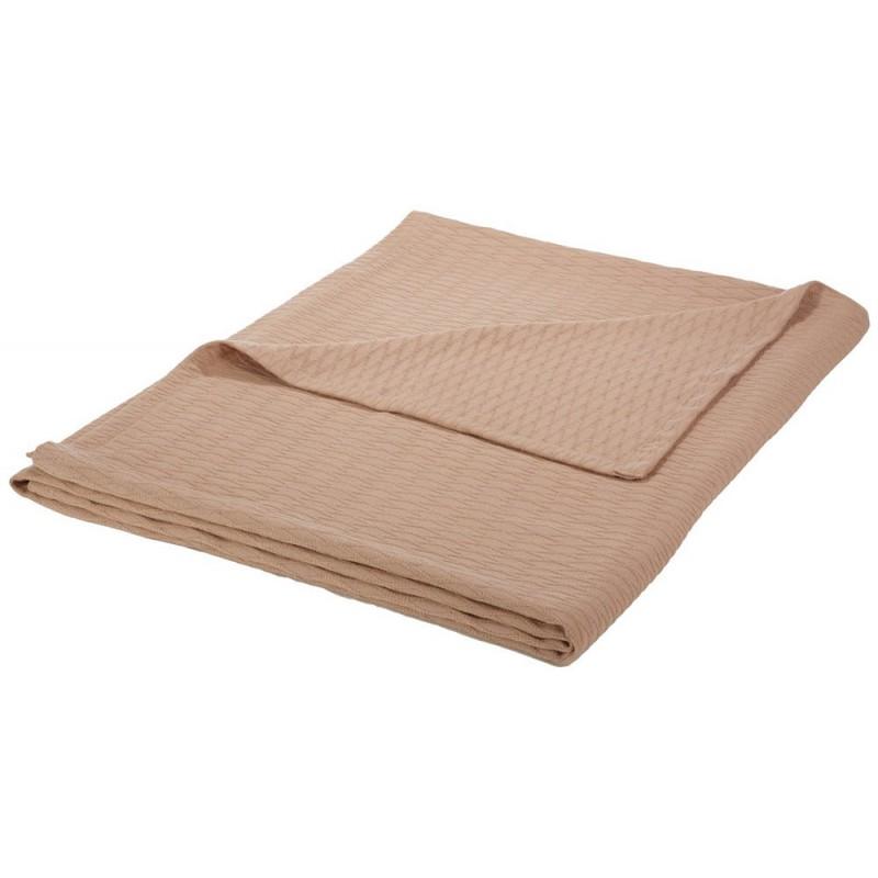Luxurious 100% Cotton Diamond Blanket