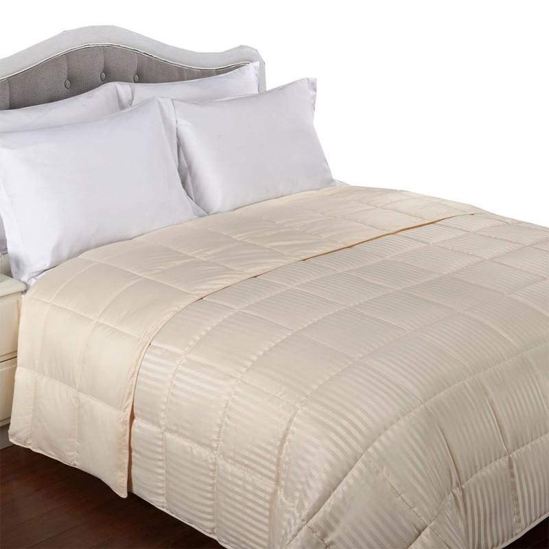 allseason down alternative reversible blanket