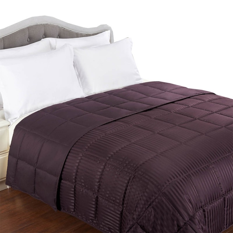All-Season Down Alternative Reversible Comforter