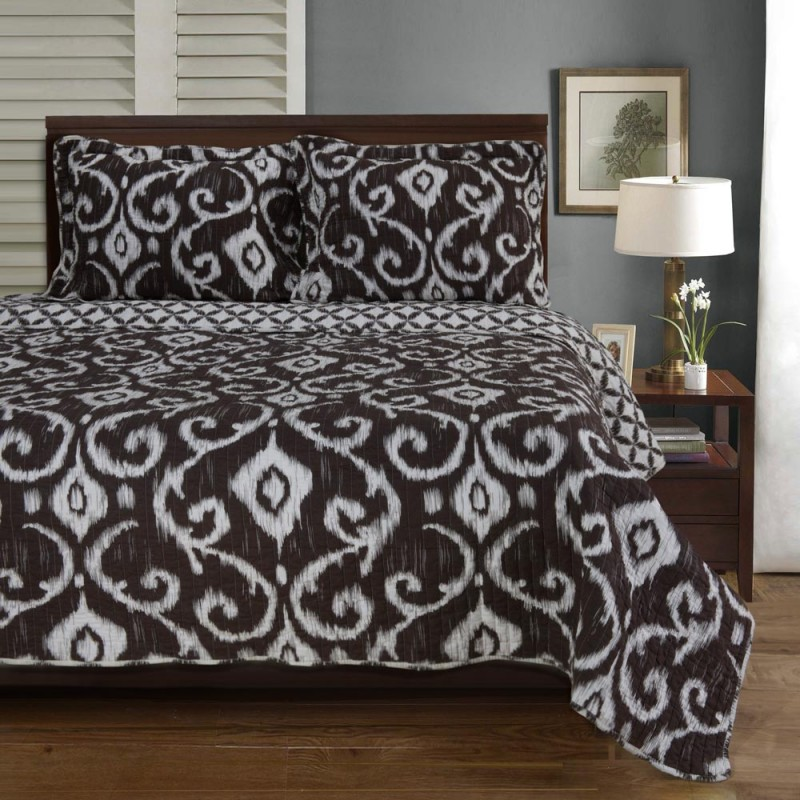 Cambridge 100% Cotton Quilt Set