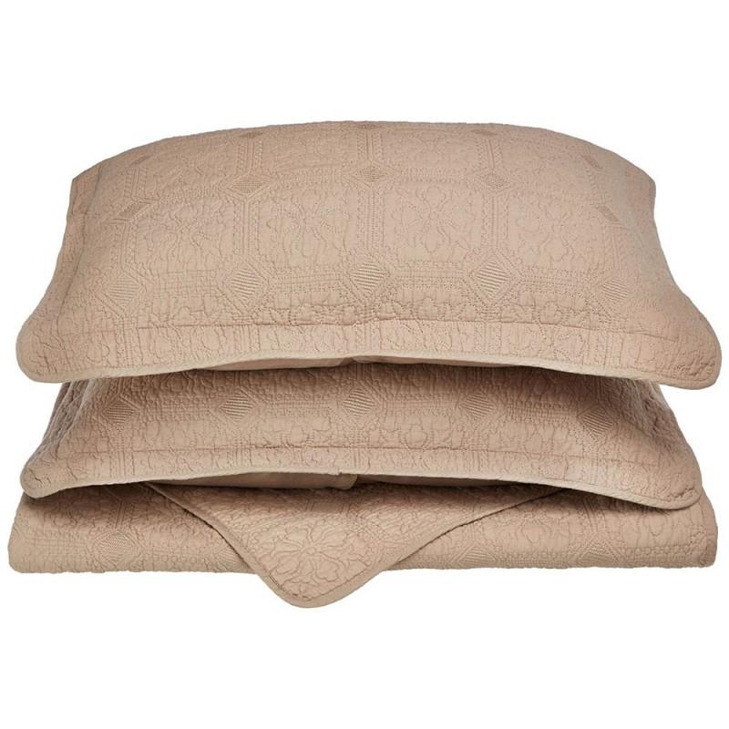 Corrington 100% Cotton Quilt Set