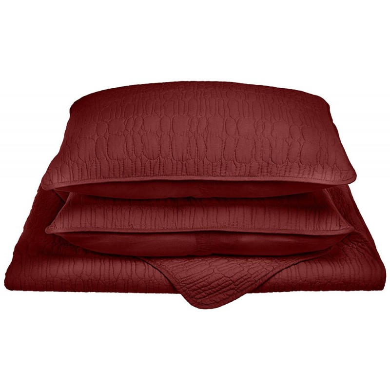 McKinley 100% Cotton Quilt Set