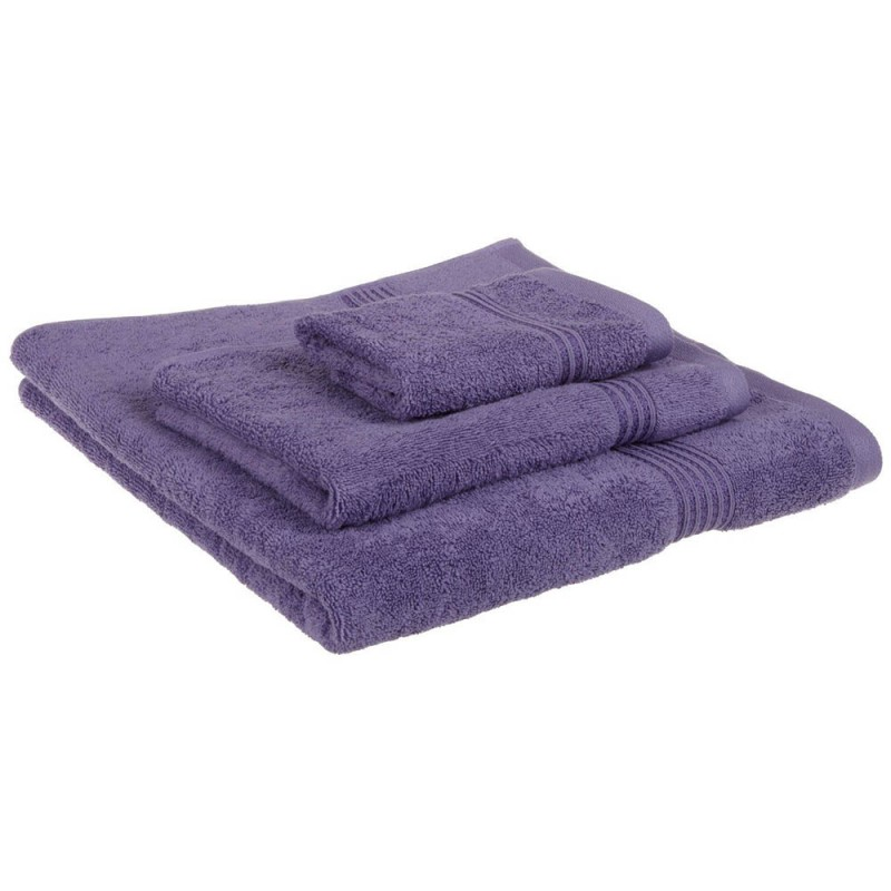 600 GSM Premium Cotton 3-piece Towel Set