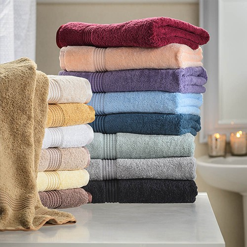 Premium Cotton 10pc Face Towel Set