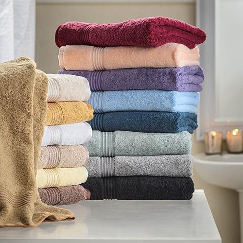 Premium Cotton 10pc Face Towel Set