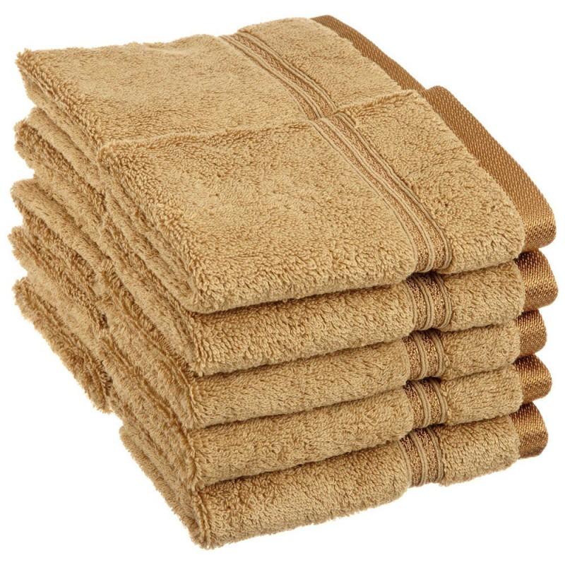 Egyptian Cotton 10pc Face Towel Set
