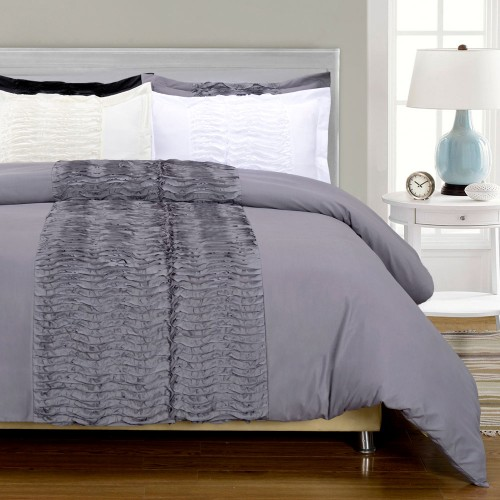 Neola 3pc Duvet Cover Set