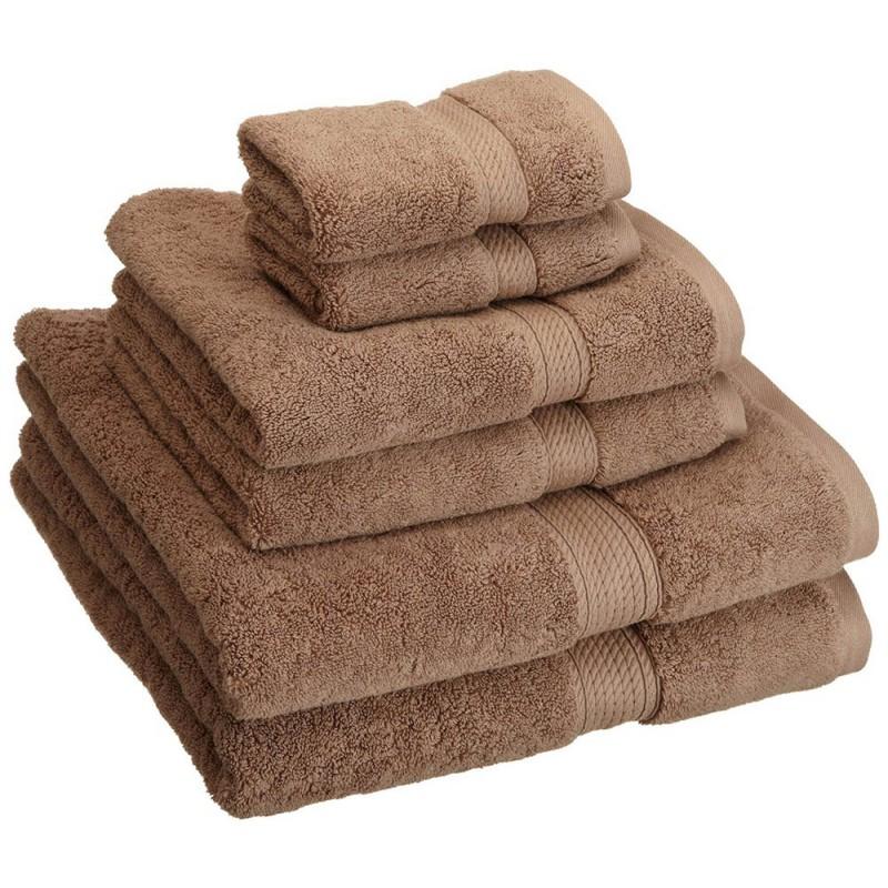 900GSM Egyptian Cotton 6-Piece Towel Set