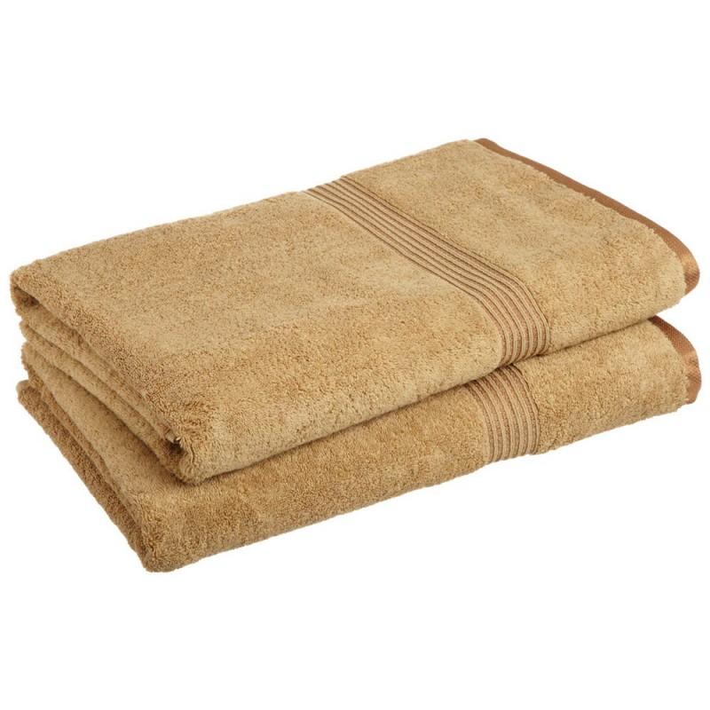 600 GSM Egyptian Cotton 2pc Bath Sheet Towel Set