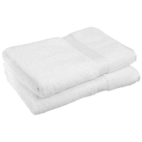 600 GSM Egyptian Cotton 2pc Bath Sheet Towel Set