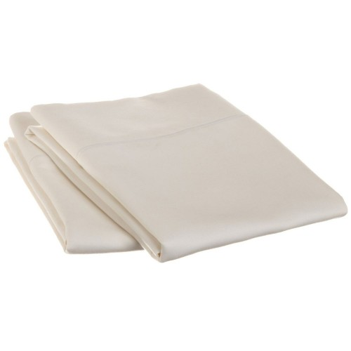 1500 Thread Count Cotton Solid Pillowcase Set