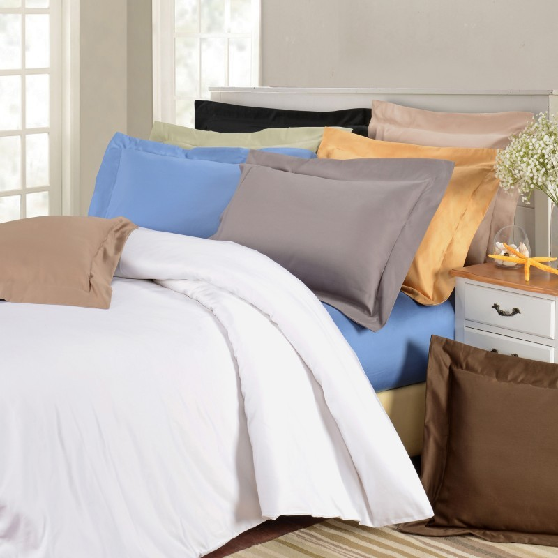 1500tc Egyptian Cotton Solid Duvet Cover