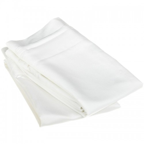1500tc Egyptian Cotton Solid Pillowcase Set