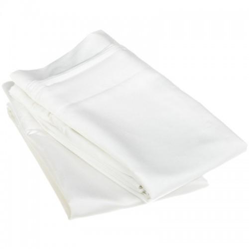 1500tc Premium Cotton Solid Pillowcase Set