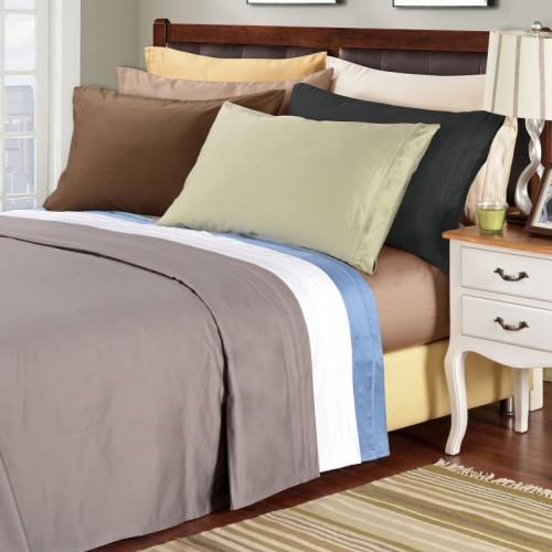 1500tc Premium Cotton Solid Sheet Set
