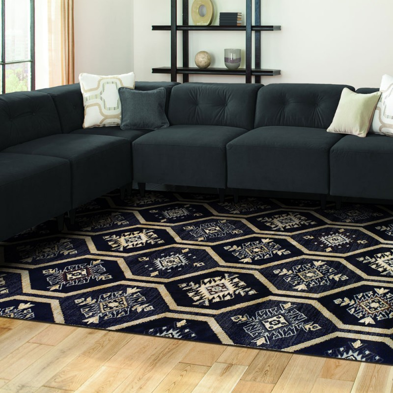 Modern Aurora Area Rug Collection