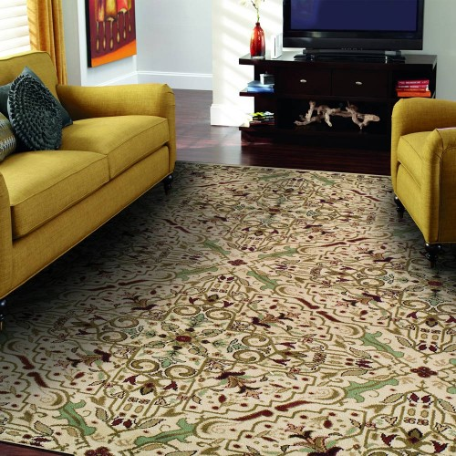 Elegant Camille Area Rug Collection