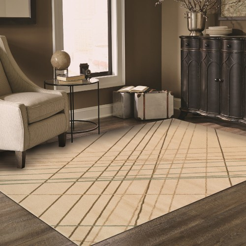 Modern Broadway Area Rug Collection