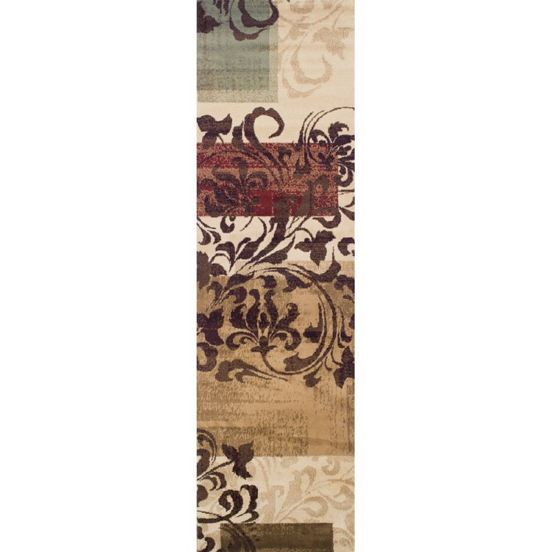 Modern Storyville Scroll Area Rug Collection