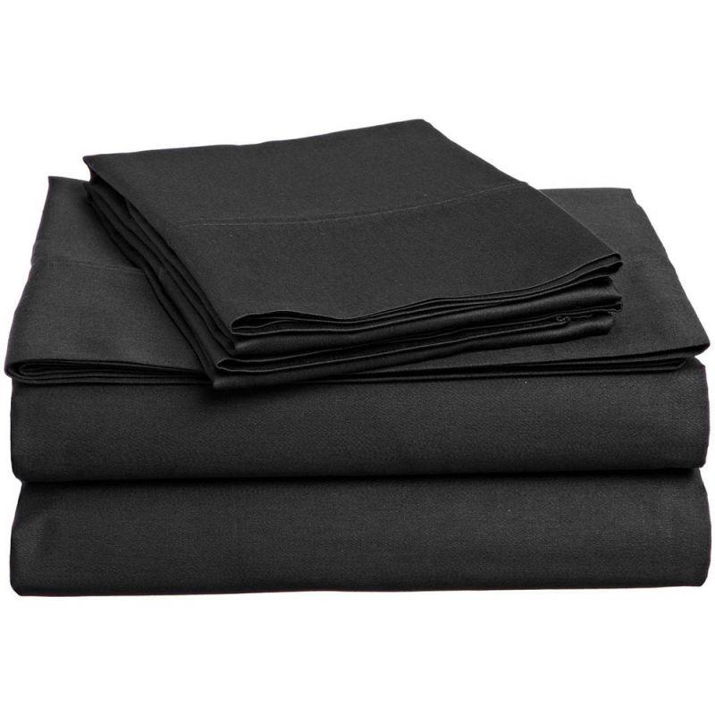 800tc Premium Cotton Solid Sheet Set