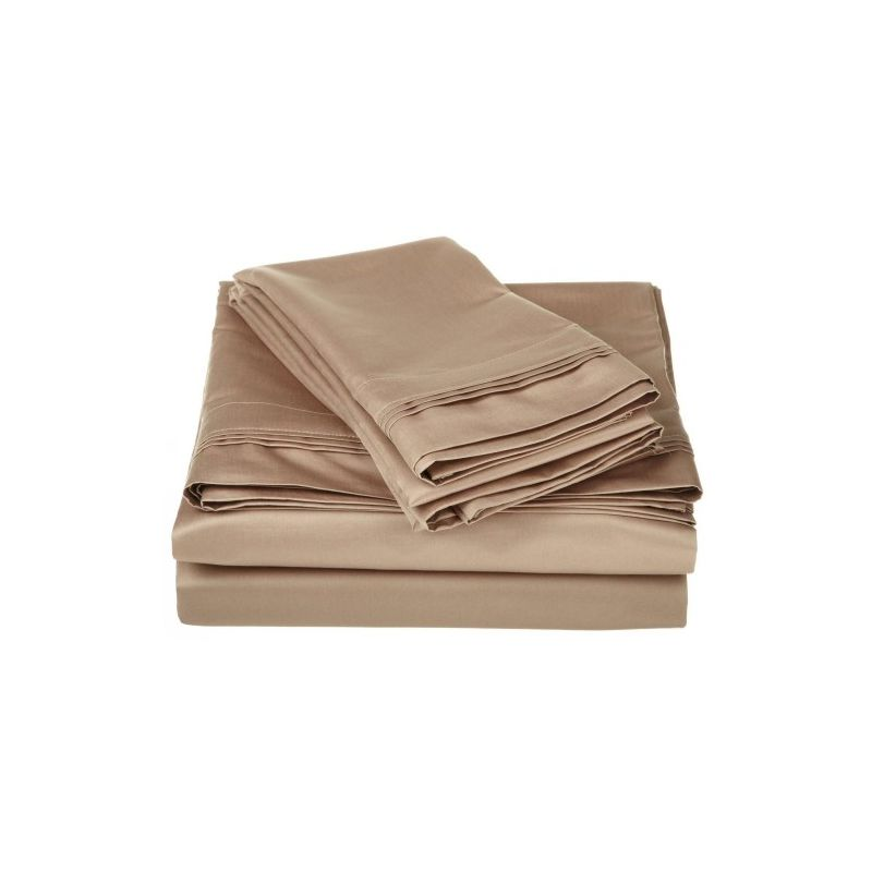1500tc Egyptian Cotton Solid Sheet Set