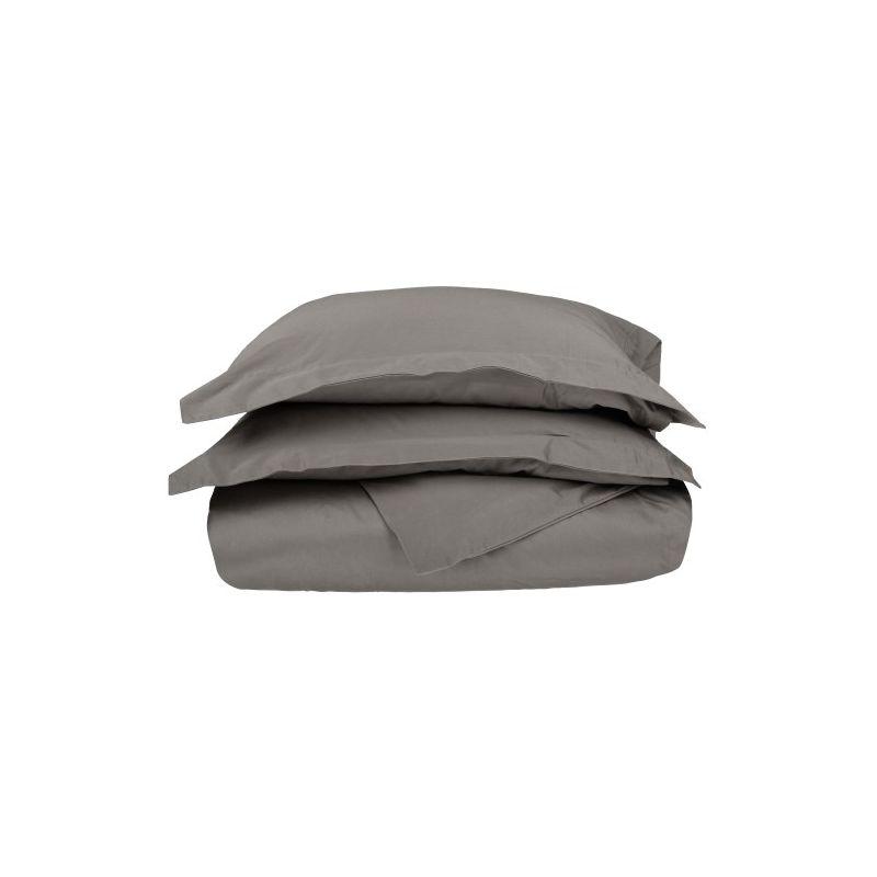 1000tc Egyptian Cotton Striped Duvet Set