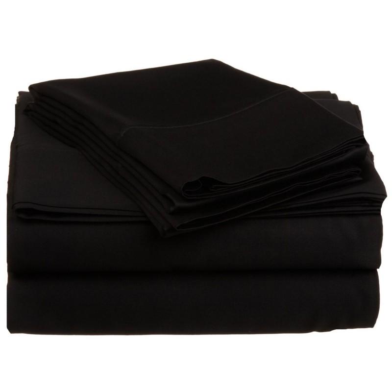 530tc Premium Cotton Solid Sheet Set