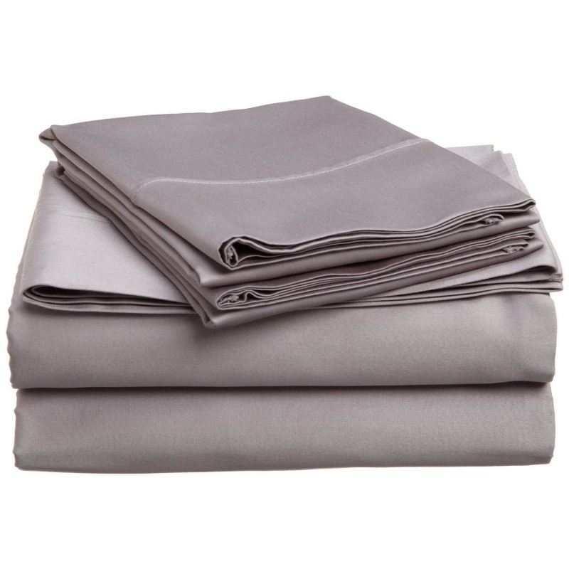 300tc Egyptian Cotton Solid Sheet Set