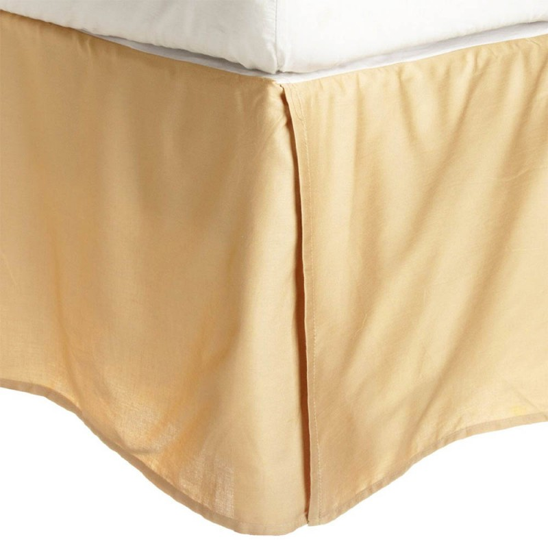 300tc Egyptian Cotton Solid Bed Skirt