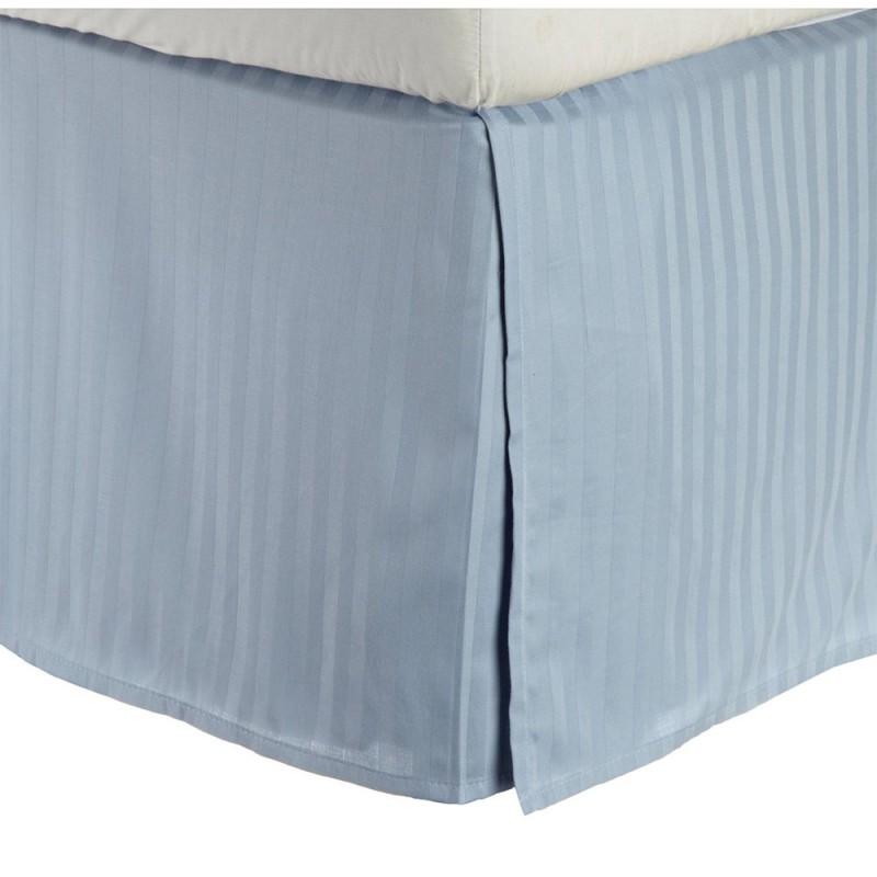 300tc Egyptian Cotton Stripe Bed Skirt