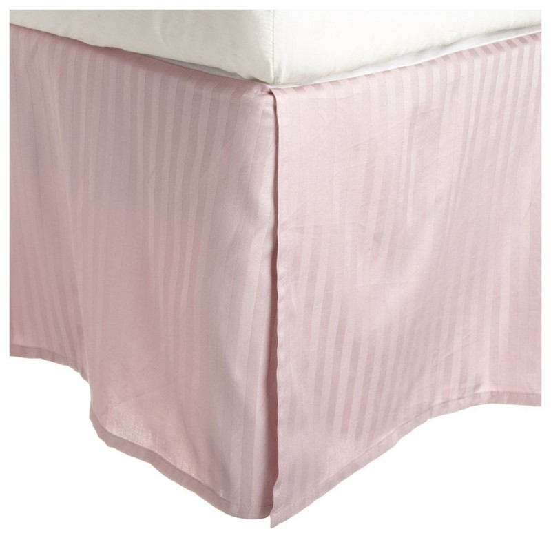 300tc Egyptian Cotton Stripe Bed Skirt Egyptian Cotton Sheets
