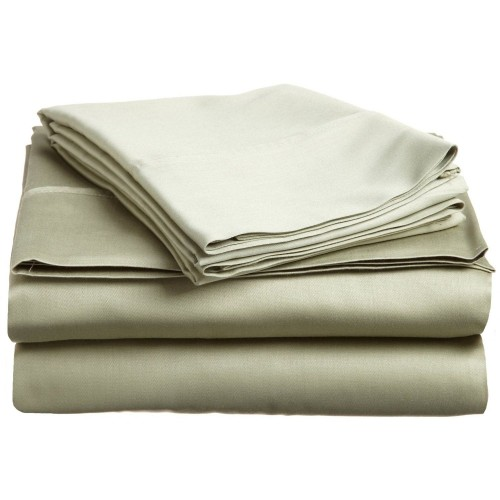 1000tc Cotton Rich Solid Sheet Set