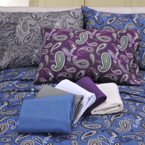 Flannel Cotton Pillowcase Set