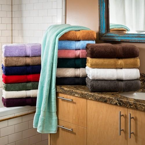 900GSM Premium Cotton 3-Piece Towel Set