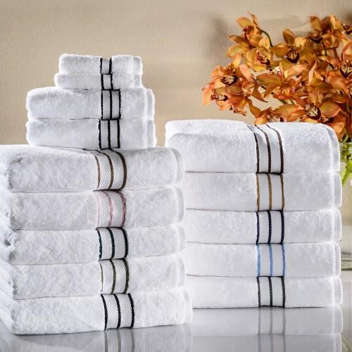Hotel Collection 900 GSM Premium Cotton 6-piece Towel Set