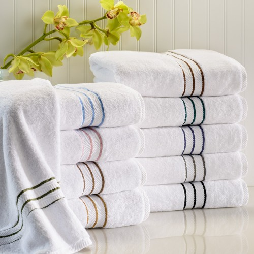 Hotel Collection 900 GSM Premium Cotton 2-piece Bath Towel Set