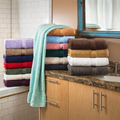 900GSM Premium Cotton 4pc Hand Towel Set