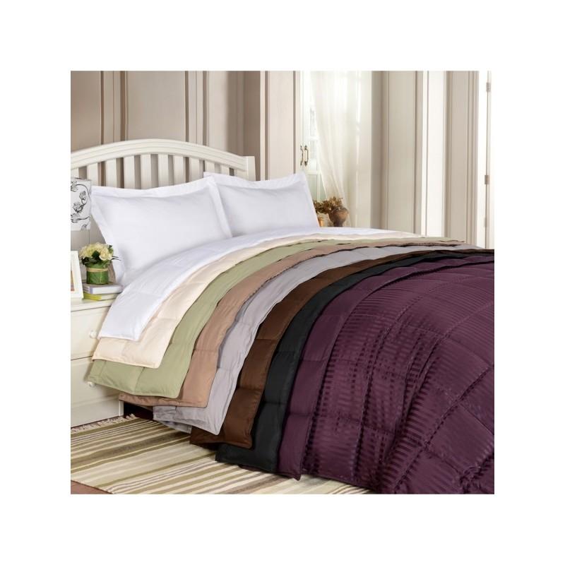 allseason down alternative reversible blanket - Down Blankets