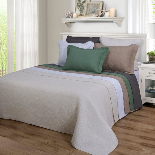 Corrington 100% Cotton Quilt Set