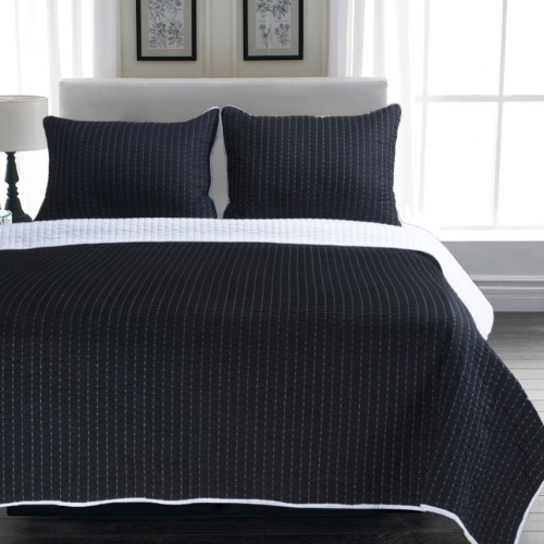 Harley 100% Cotton Quilt Set