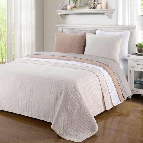 Williams 100% Cotton Quilt Set