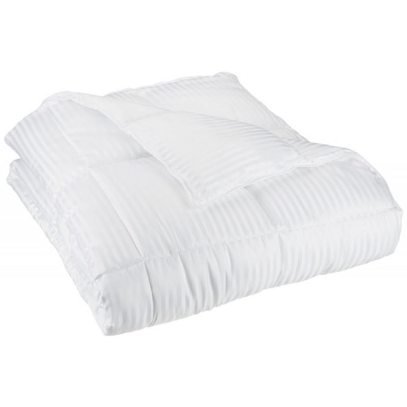 All Season Down Alternative 1cm Stripe Comforter