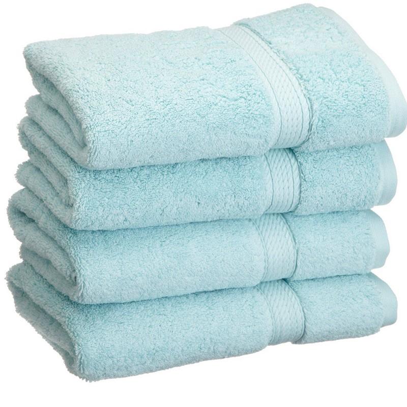 900GSM Egyptian Cotton 4pc Hand Towel Set