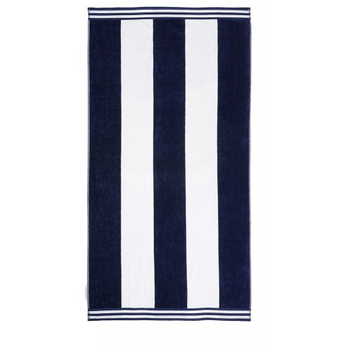 100% Cotton Cabana Stripes Oversized Beach Towel