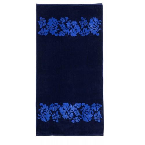 100% Cotton Beach Flowers Oversized Beach Towel