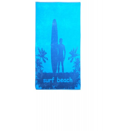 100% Cotton Beach Surfing Oversized Beach Towel