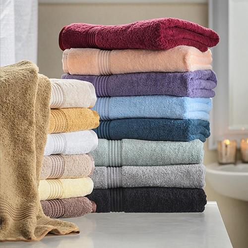 600 GSM Premium Cotton 3-piece Towel Set