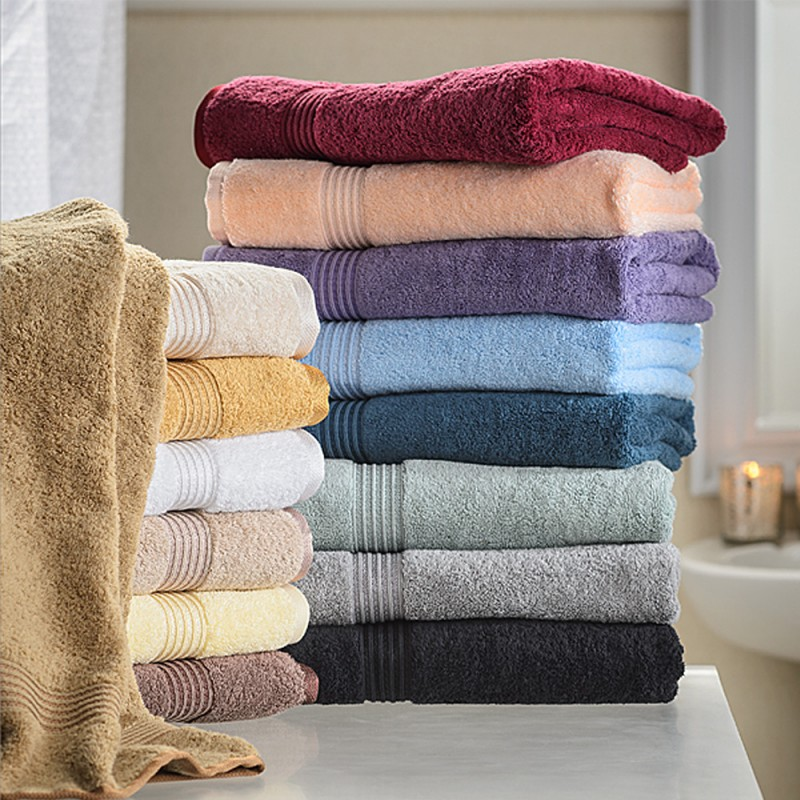 600 GSM Egyptian Cotton 8pc Hand Towel Set