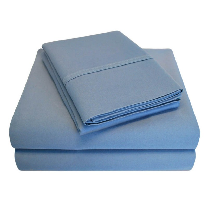 1000tc Cotton Sheet Set w/ Bonus Pillowcases